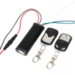 Wireless Remote Control Switch with Key Fobs