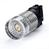 3157-R3W-FL: 3157 LED Bulb - Dual Intensity 1 x 3 Watt High Power LED w/ Brake Flasher