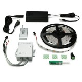 NDCK-RGB150: NDCK series Dream-Color Chasing RGB LED Flexible Light Strip Kit