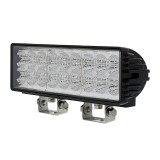 "ORB-54WD-35-DI: 11"" Dual Row Heavy Duty Off Road LED Light Bar - 54W"