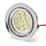 RLF-x12SMD: Recessed Light Fixture, 12 LED