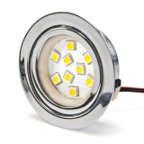 RLF-x9SMD: Recessed Light Fixture, 9 LED