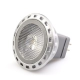 MR11-xW1SMD-30: 1 High Power LED MR11 Bulb