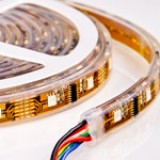 SWDC-RGB160-2: SWDC series Dream-Color Flexible RGB LED Strip