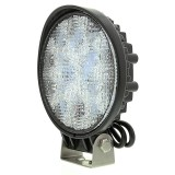 WL-27W-Rx: 5.5&quot; Round 27W Heavy Duty High Powered LED Work Light
