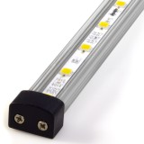 WLBFA-xWxx: WLBFA LuxBar series Weatherproof LED Linear Light Bar Fixture