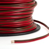 WP18-2: 18 AWG Two Conductor Power Wire