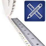 NFLS-x3-CL: Custom Length LED Flexible Light Strip