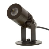 GLUX-NW6W-SVB: G-LUX series 6 Watt LED Spot Light - Plug and Play