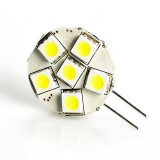 G4-xHP6-DAC: 6HP-LED Disc G4 Lamp