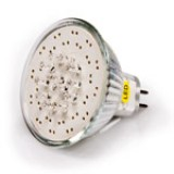 MR16-x12-x:  MR16 Bulbs with 12-3mm LEDs