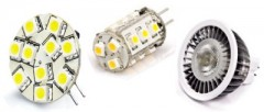 Bi-pin Bulbs